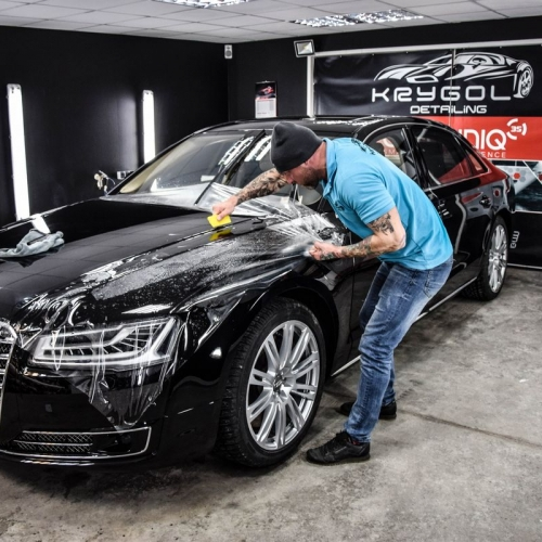 Audi A8 folia