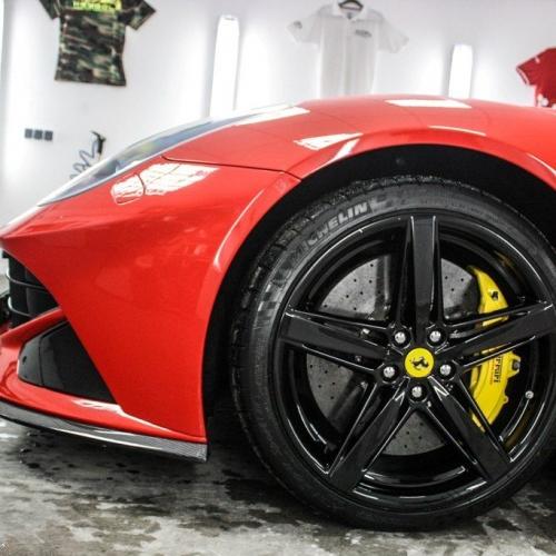 Ferrari F12 Barlinetta