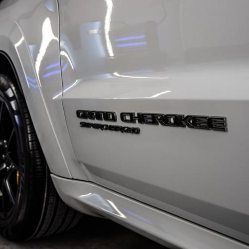 Jeep Grand Cherokee Biały SRT