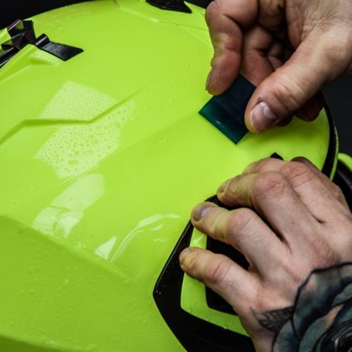 Kask motocyklowy