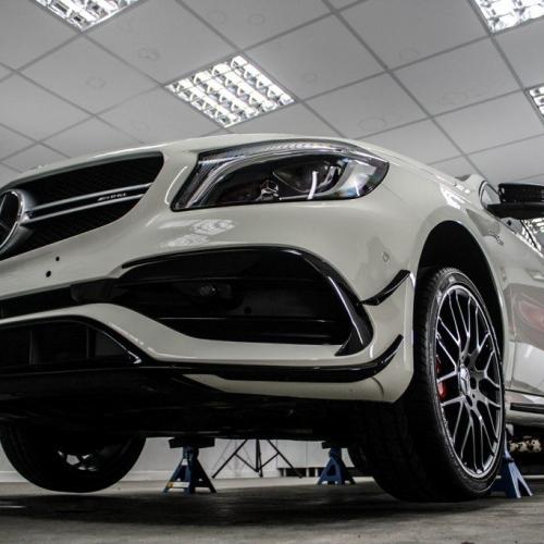 Mercedes A AMG