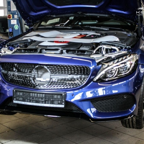 Mercedes C Folia i serum