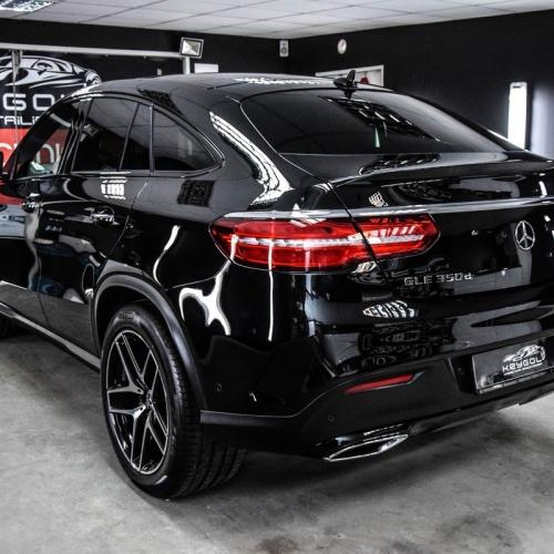 Mercedes GLE C