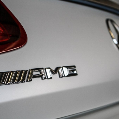 Mercedes S Coupe AMG BRABUS