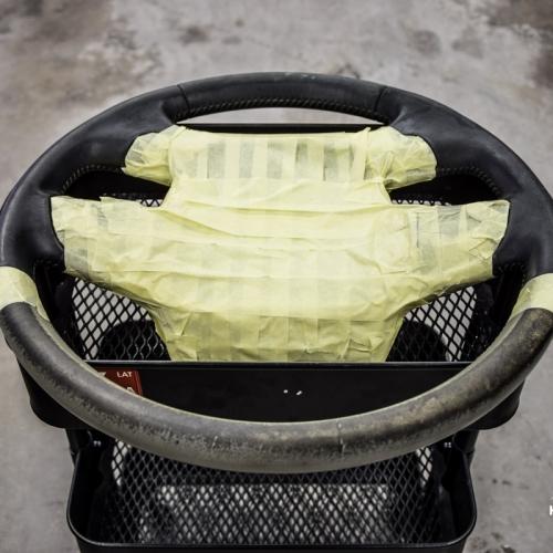Renowacja kierownicy