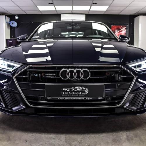 Audi A7 Gtechniq Crystal Serum Ultra