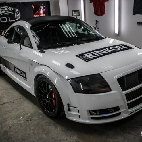 Audi TT i BMW