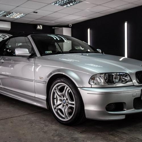 BMW E 46 Cabr