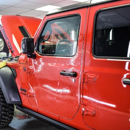Jeep Wrangler Rubicon JL