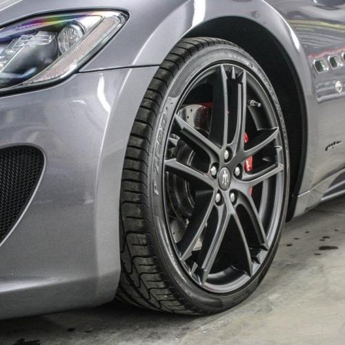 Maseratti Gran Turismo Sport