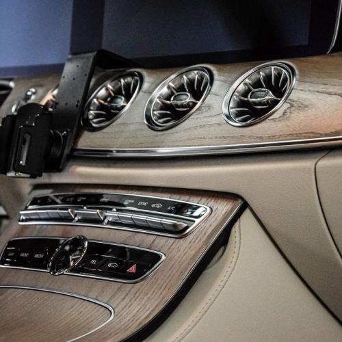 Mercedes C Coupe 2