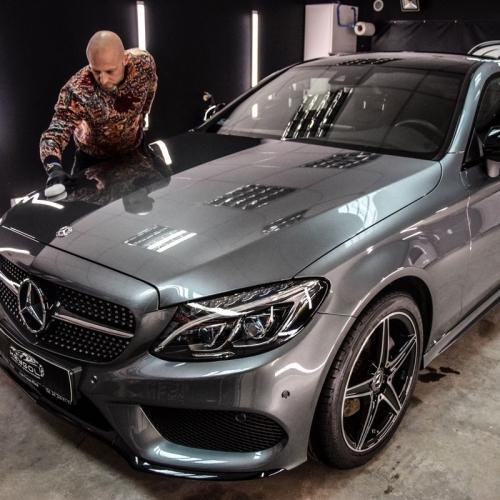 Mercedes C coupe