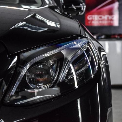 Mercedes C coupe black