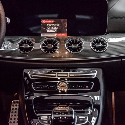 Mercedes CLS nowy